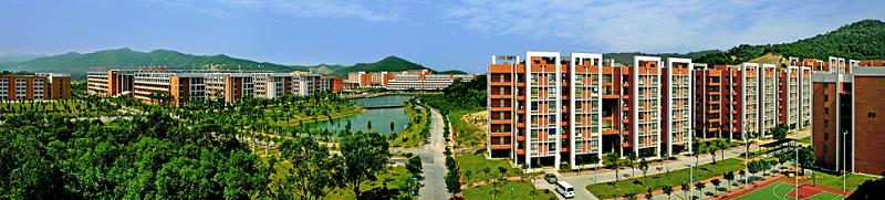 华南理工大学广州学院2021届生源信息